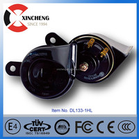 90mm disc car horn with holder for mini-bus 12v