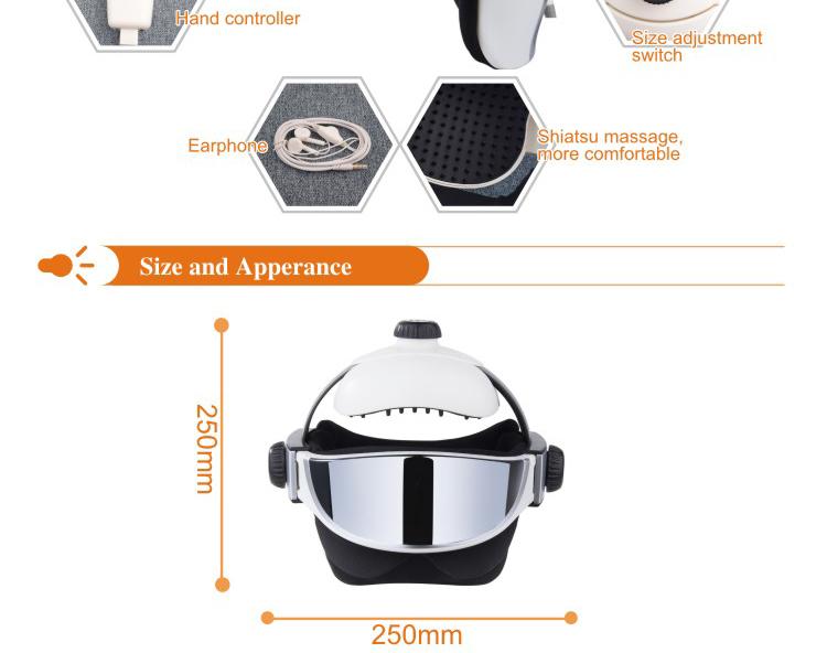 eye pressure machine