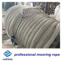 8-strand mooring rope China supplier