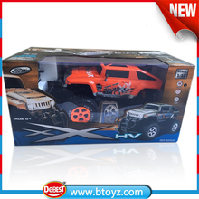scale 1:12 four wheel drive high speed road remote control truck