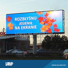 p10 electronic/digital display board/advertising billboard