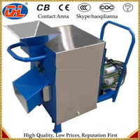 2015 automatic snail meat and shell separate machine