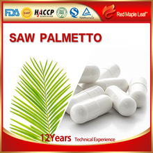 Private Label Pure Saw Palmetto Seeds Oil Hard Capsules For Prostate