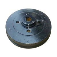 Top quality car spare parts brake disc 220mm