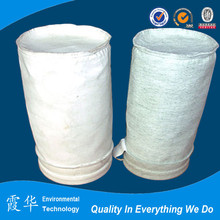 Dust filter sock for cement industry
