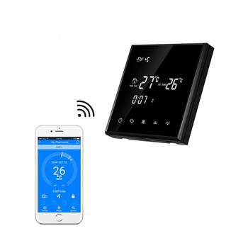 Hysen wifi network room thermostat for 4 pipe air conditioner