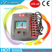 2014 big discount! 650nm diode laser slimming machine/ infrared light therapy weight loss