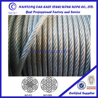 steel cable reel , crane Steel Wire Rope