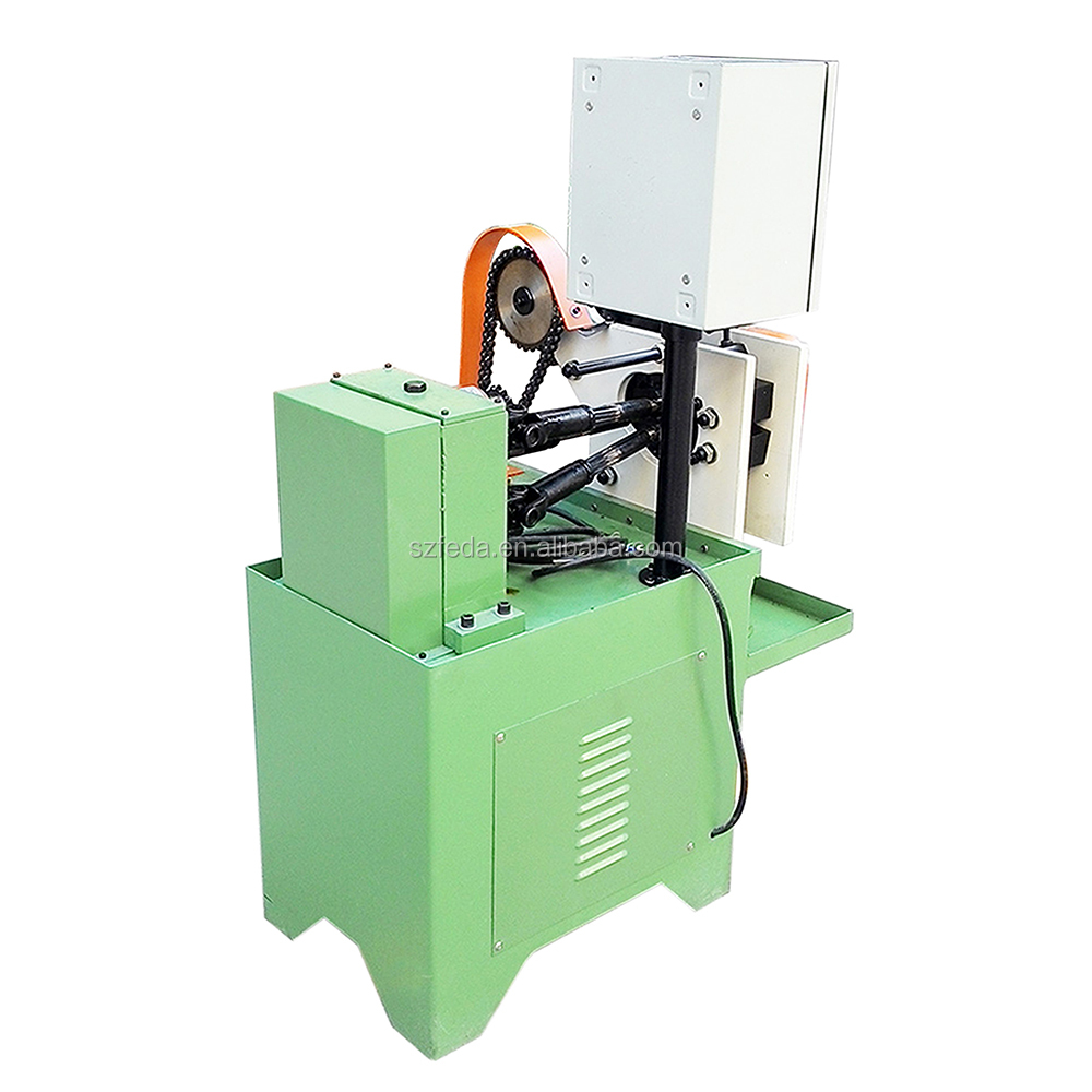 Tie rod threading machine small cam thread rolling machine for making thread on motorcycle parts