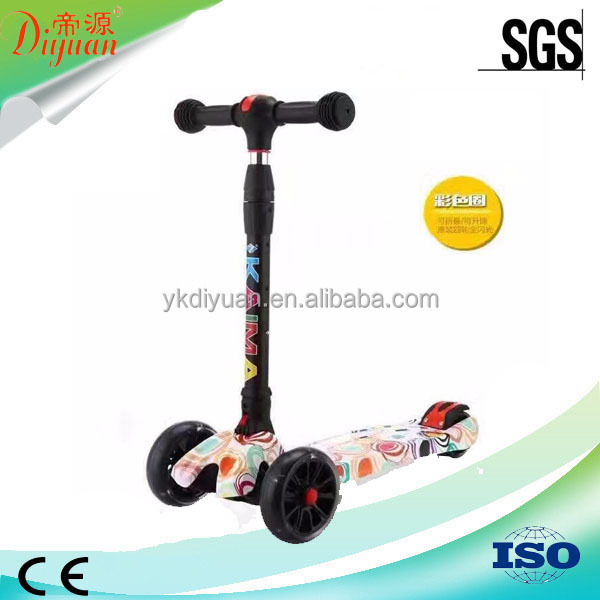 Mini Micro scooter 3 wheels mini Micro kick scooter cheap Micro kick scooter for kids