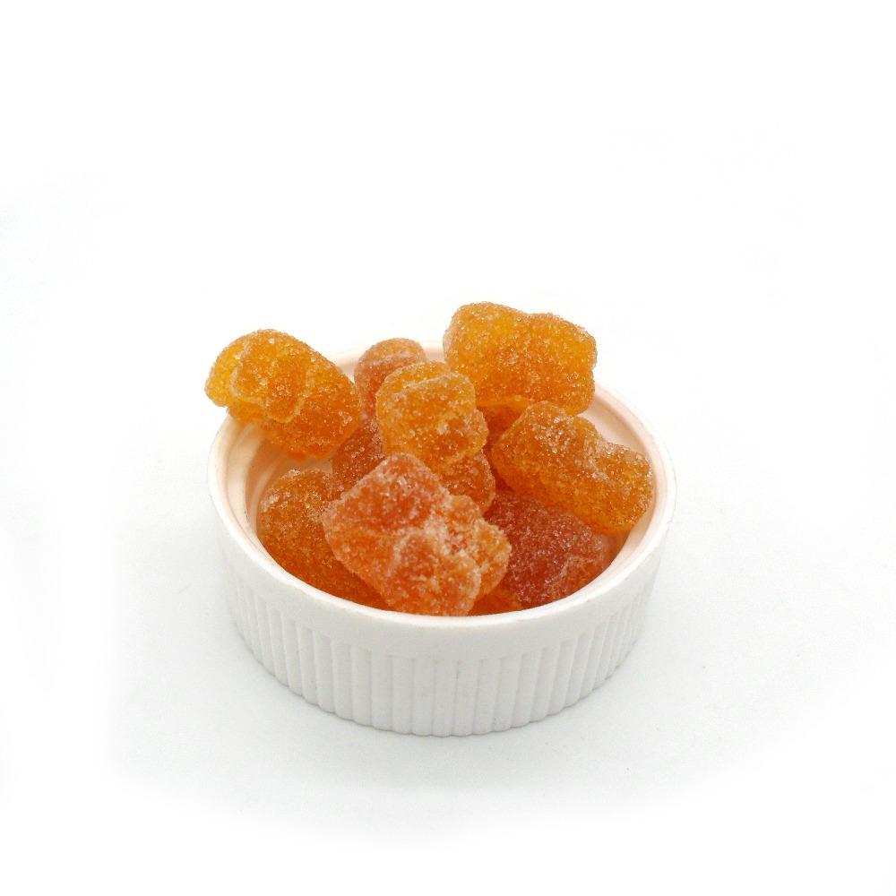 High Quality SWEET Bear SHAPED improve immunity Jelly Gummy Candy
