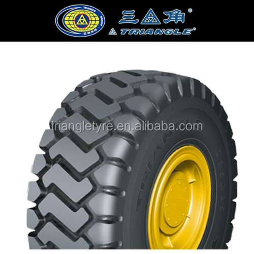 Triangle Brand OTR Factory Supplier TM518 23.5R25 alibaba tires