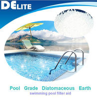 DElite Diatomaceous Earth Eco-Friendly Swimming Pool & SPA Water Filter Aid Powder