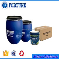 Latest Cheap Rubber Bitumen Waterproof Coating for Building ( FT7-6C )