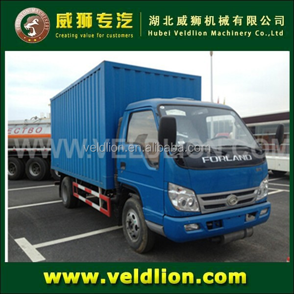 3.5TON 4*2 Light Cargo Truck /Diesel Engine /pick up truck
