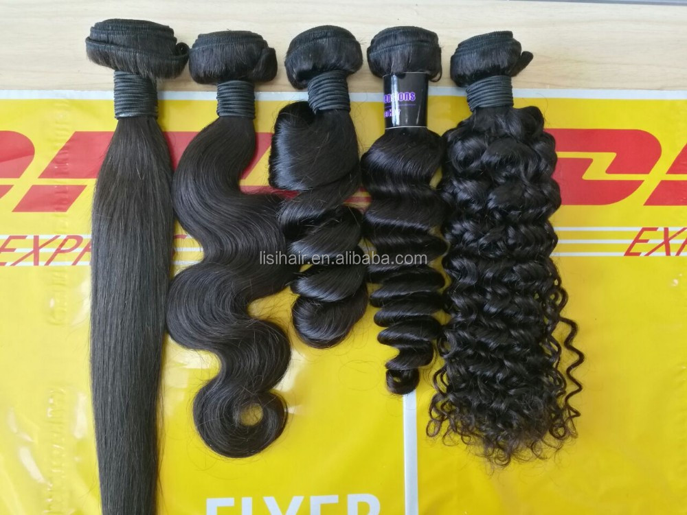 Factory Price Can Be Dyed Can Be Bleached Body Wave Hot Selling Virgin Malaysian Wet And Wavy Weave Hair
