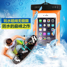High Quality plastic pvc waterproof for lg g3 g4 cell phone cases with zipper
