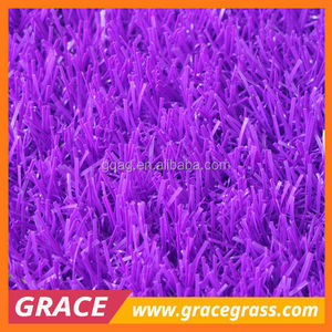 stem fiber color Artificial Synthetic Grass for playground popular in Australia market