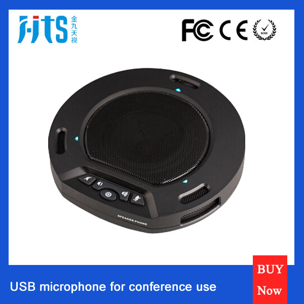 Conference audio terminal wired/wireless/ bluetooth USB conference microphone speaker