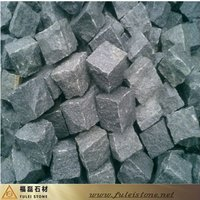 chinese granite g684 cube stone (good price)