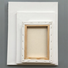 Wooden Frame Blank Canvas wholesale stretched canvas