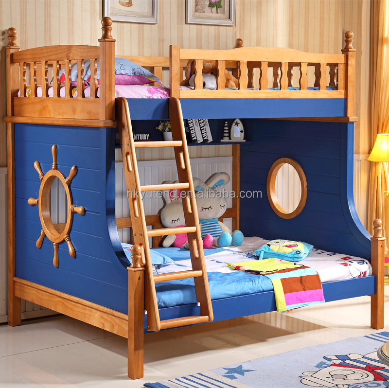 Kids Double Deck Bed