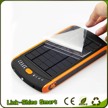 Wholesale Polymer lithium battery 12V solar charger power bank 23000mah