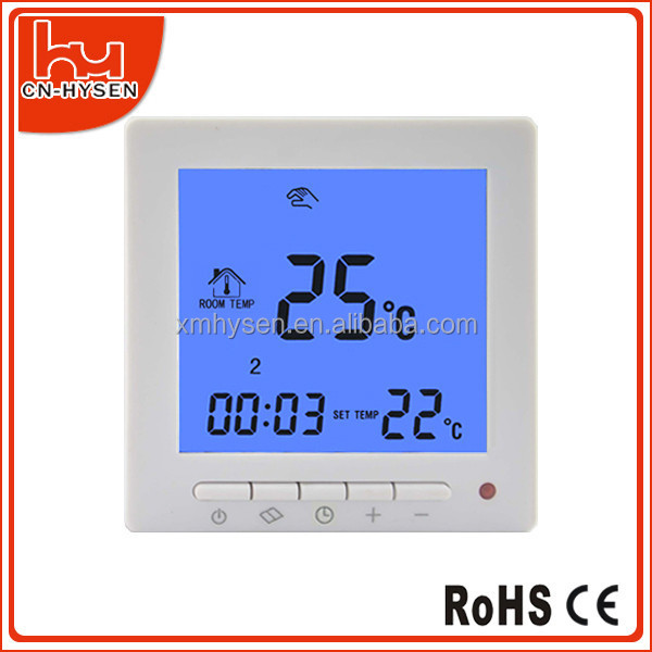 Electronic Digital LCD Screen Room Thermostat Heating
