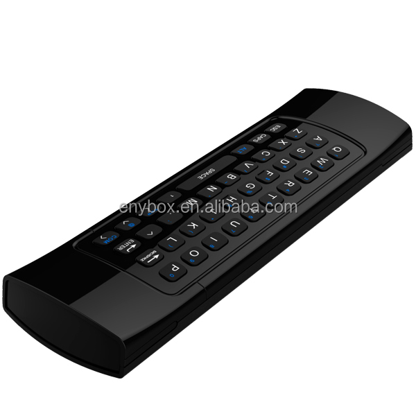 2.4Ghz Wireless Remote Control Keyboard Air Mouse for Android TV Box Mini PC MX3