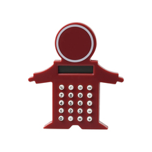 Mini 8 Digits Clip Pocket Calculator for Promotional Gifts