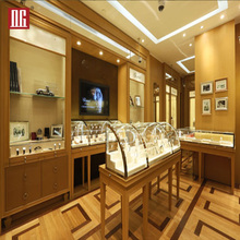 New design jewelry kiosk for mall