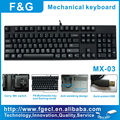 104keys standard mechanical gaming keyboard with NKRO