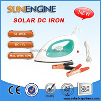 Solar Energy 12Volt. DC Electric Dry Iron-60W SL-050D - 2015072410