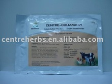 Colistin Sulfate + Amoxicillin Soluble Powder (veterinary medicine)
