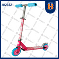 2017 60%aluminum, 40%steel kick scooter high quality fashion child scooter