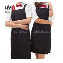Multifunctional cheap printed waxed canvas apron