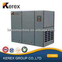 Hot sale! 75kw screw italy air compressor LGV75A Kerex China