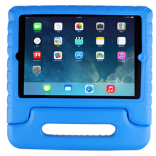 Kids child safe Shock Proof Foam Case Handle new cover for ipad air