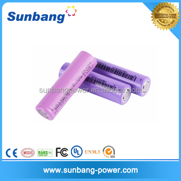 Hot sale 18650 2600mah 14.4v battery pack for cleaning robot