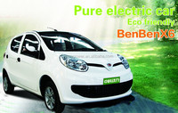 Import chinese oem electric car for 5 passengers