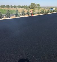 High modulus multi-functional asphalt mixture modifier from China factory