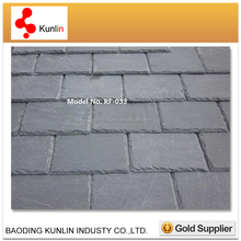 Natural Indoor And Outdoor Decoration Roof Slate/Grey Slate Roof Tile