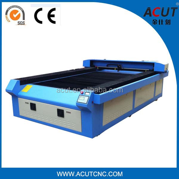 1300*2500mm CO2 laser cutting engraving machine/fabric laser cutter price