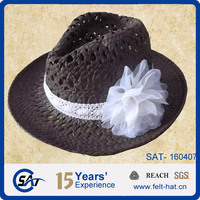 fashional fedora straw hat