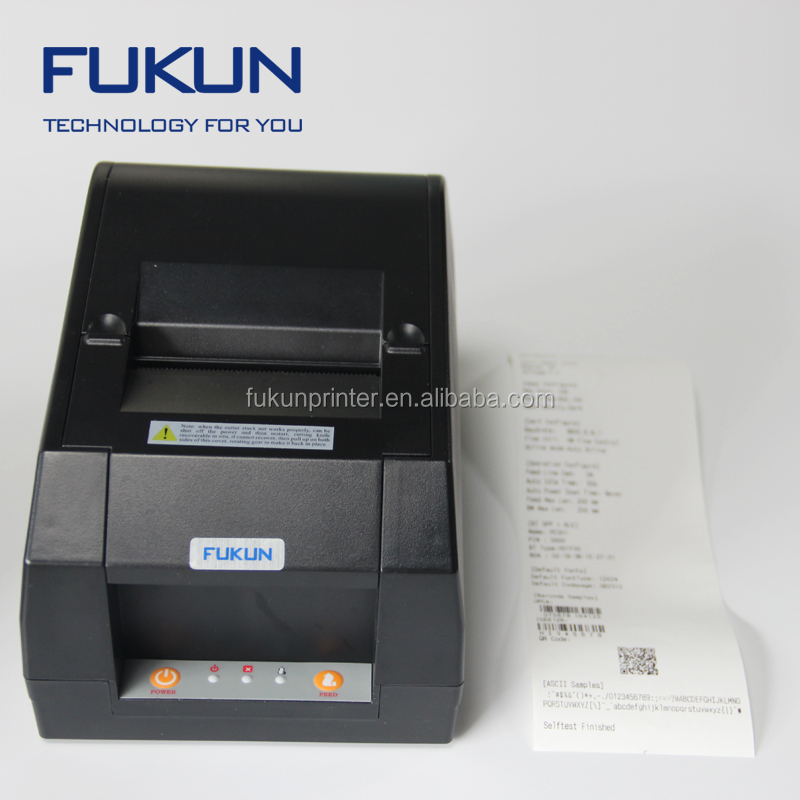 Android and IOS mini pos 80 c thermal printer drivers price FK-POS80-CC