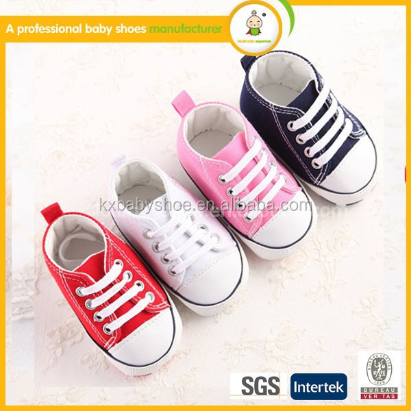 Spring Canvas Shoes Children Shoes Non-slip High Quality Casual Baby Shoes