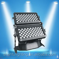120 10w rgbw 4in1 outdoor wash ip65 led city color light