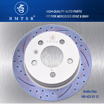Auto Brake Disc For A Class W169 169 423 03 12 1694230312