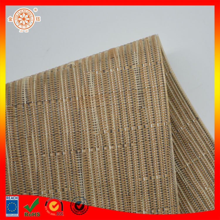 hot food heat protection plastic esd pvc under dining table mat