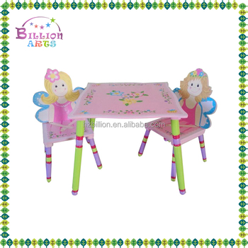 Most Popular Advertising preschool durable kids table and chairs set